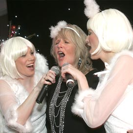 Santa Sisters Christmas Entertainment Photo 1