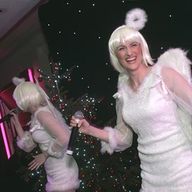 Santa Sisters Christmas Entertainment Photo 2