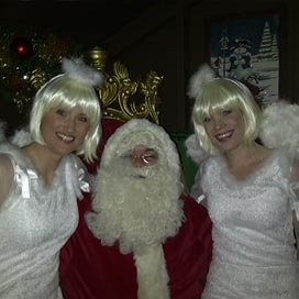 Santa Sisters Christmas Entertainment Photo 6