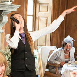 Sing Out Waitresses and Waiters Surprise Live Entertainment Photo 5