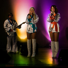 Super Swedes ABBA Tribute Band Photo 3