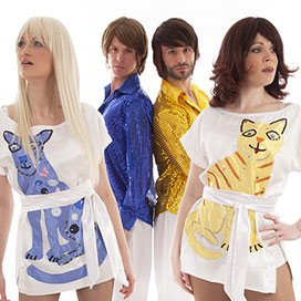 Super Swedes ABBA Tribute Band Photo 8